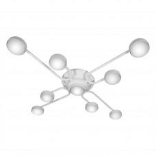 Люстра потолочная светодиодная российского производства ПЕТРАСВЕТ S2403-9, 9хGX53 макс. 20Вт